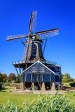 Лесопилка на IJlst, Фрисландии, Нидерландах стоковые фотографии rf