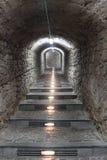 Лестница бастиона стоковая фотография