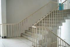 Лестница больницы Стоковая Фотография