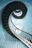 лестница вверх по путю Стоковые Фото