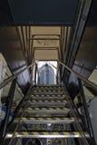 Лестница выхода подводной лодки к внешней башне Стоковая Фотография