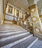 Лестница в Mirabell Стоковые Изображения RF