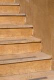 Лестница или конкретная лестница Стоковые Изображения RF