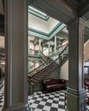 Лестница капитолия стоковые фотографии rf