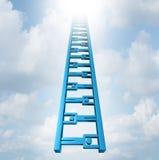 Лестница команды Стоковые Фото
