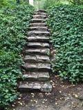 Лестница к раю в Мадриде стоковое фото rf