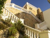 Лестница к раю Стоковые Изображения