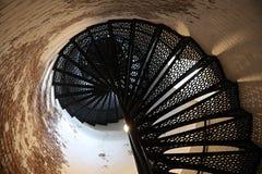 Лестница маяка Стоковое Изображение