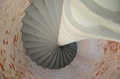 Лестница маяка Стоковое фото RF