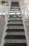 Лестница металла Стоковые Изображения