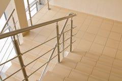 лестница офиса Стоковая Фотография
