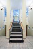 лестница роскоши залы Стоковая Фотография RF