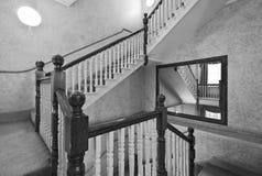 лестница случая Стоковые Фотографии RF