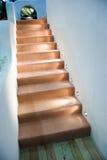 лестница случая Стоковое Изображение RF
