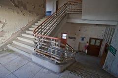лестница случая Стоковое Фото