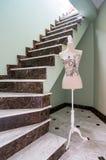 Лестница стиля Стоковая Фотография