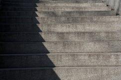 лестница тени Стоковые Фото