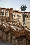 Лестница, Теруэль, Арагон, Испания стоковые фото