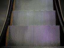 Лестница эскалатора Стоковое фото RF