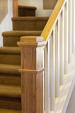 лестница bannister Стоковое фото RF