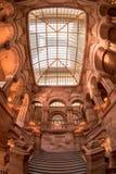 Лестница Great Western в капитолии штат Нью-Йорк стоковое фото