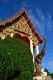 Лестница Naga на Wat Pho Chai Стоковые Фото