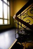 лестница nouveaux искусства Стоковое Изображение RF
