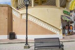 Лестница St Китс стоковые фотографии rf