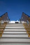 лестницы воздушных судн к Стоковые Изображения