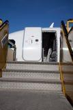 лестницы воздушных судн к Стоковые Изображения RF