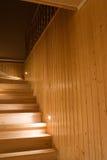 лестницы деревянные Стоковые Фотографии RF