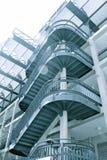 лестницы здания высокорослые Стоковые Изображения