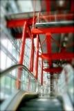 лестницы интерьера конструкции Стоковые Фото
