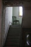 Лестницы и стулья Стоковое Фото