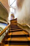 Лестницы Касы Batllo Стоковая Фотография RF