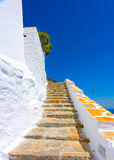 Лестницы к небу Стоковая Фотография RF