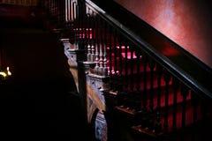 Лестницы к прошлому Стоковые Фото