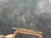 Лестницы к реке Стоковые Фотографии RF