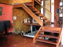 лестницы к Стоковая Фотография RF