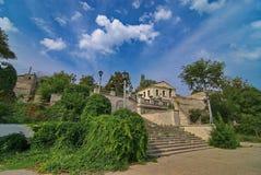 Лестницы к Mithridates Крым, Kerch Стоковые Фото