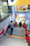 Лестницы магазина Ikea Стоковая Фотография RF