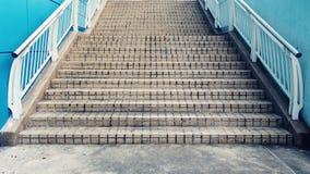 Лестницы дорожки Стоковые Фотографии RF