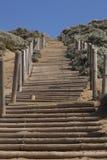 лестницы поднимают путь Стоковые Фото