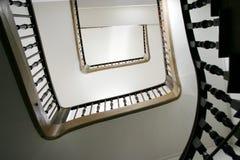 лестницы полета Стоковые Фото