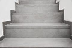 Лестницы серые Стоковое Фото