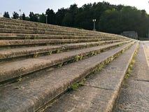 Лестницы цемента Стоковые Изображения RF
