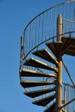 Лестницы штопора стоковые фото