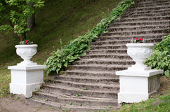Лестницы Стоковая Фотография RF