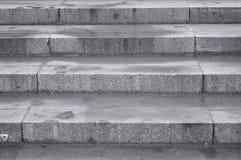 Лестницы Ciment стоковое фото