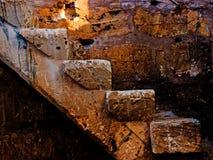 лестницы grunge Стоковая Фотография RF